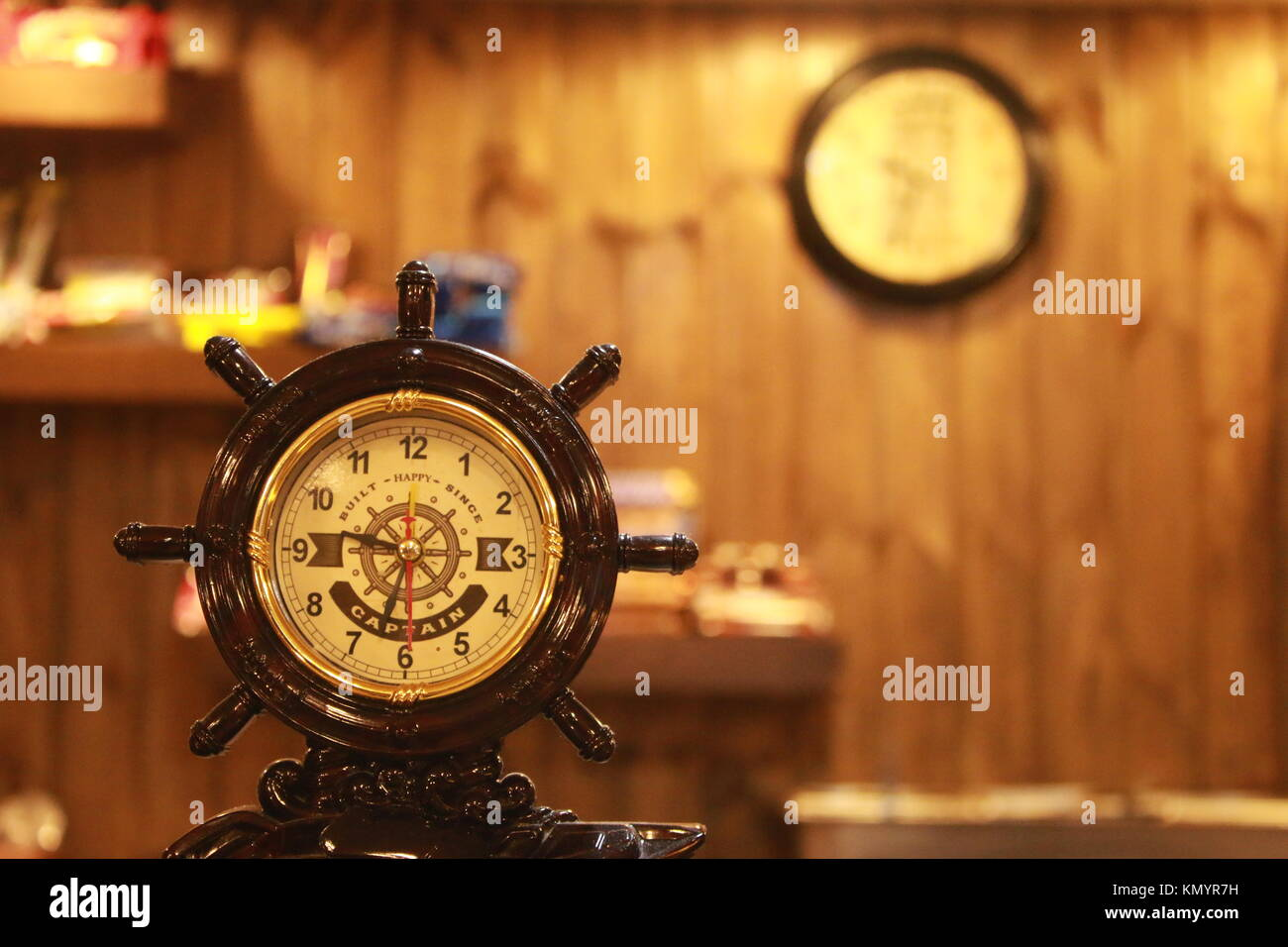 history historic back ground time freeze moment minute hour clock compass time worn classic - Stock Image