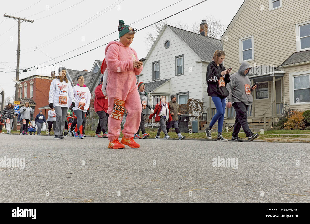 Cleveland Ohio Christmas Stock Photos & Cleveland Ohio