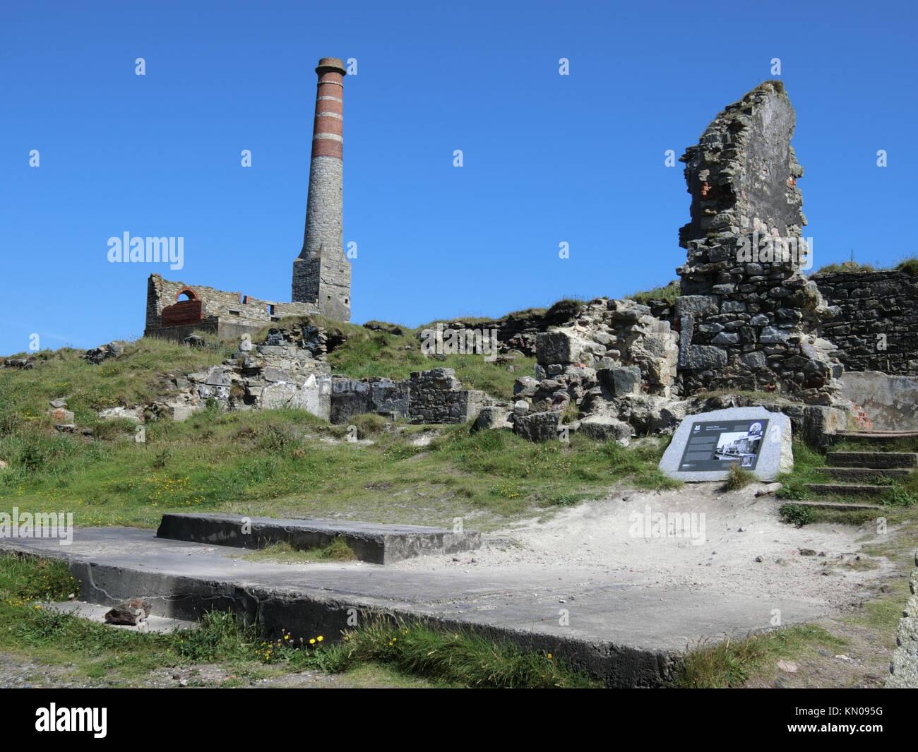 Levant Mine & Beam Engine, UNESCO World Heritage Site