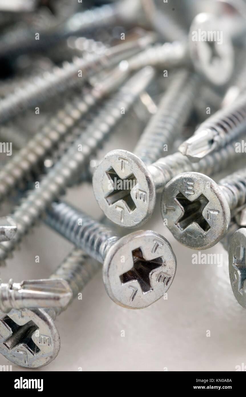 set screw - Stock Image