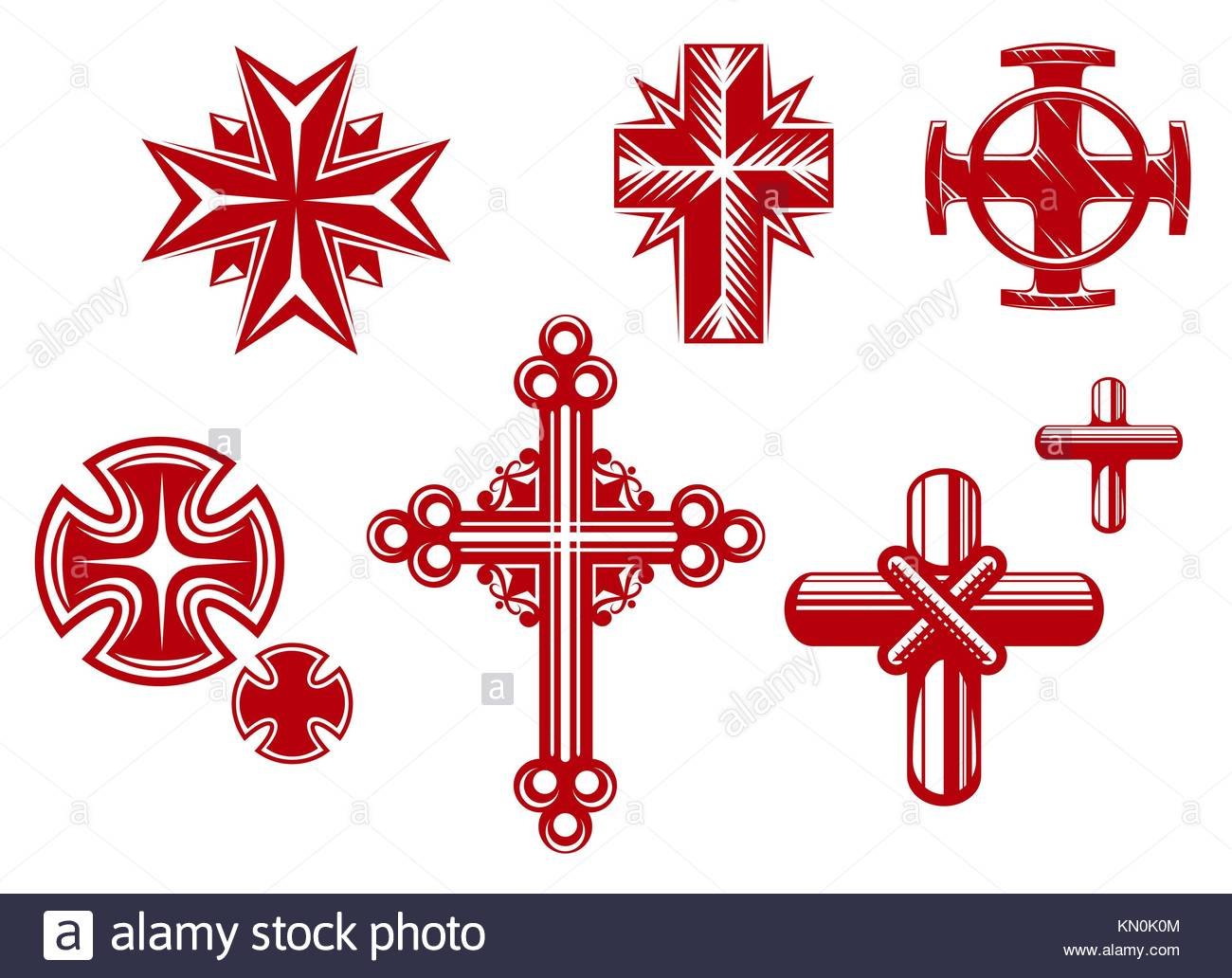 Christian Illustration Cut Out Stock Images & Pictures - Alamy