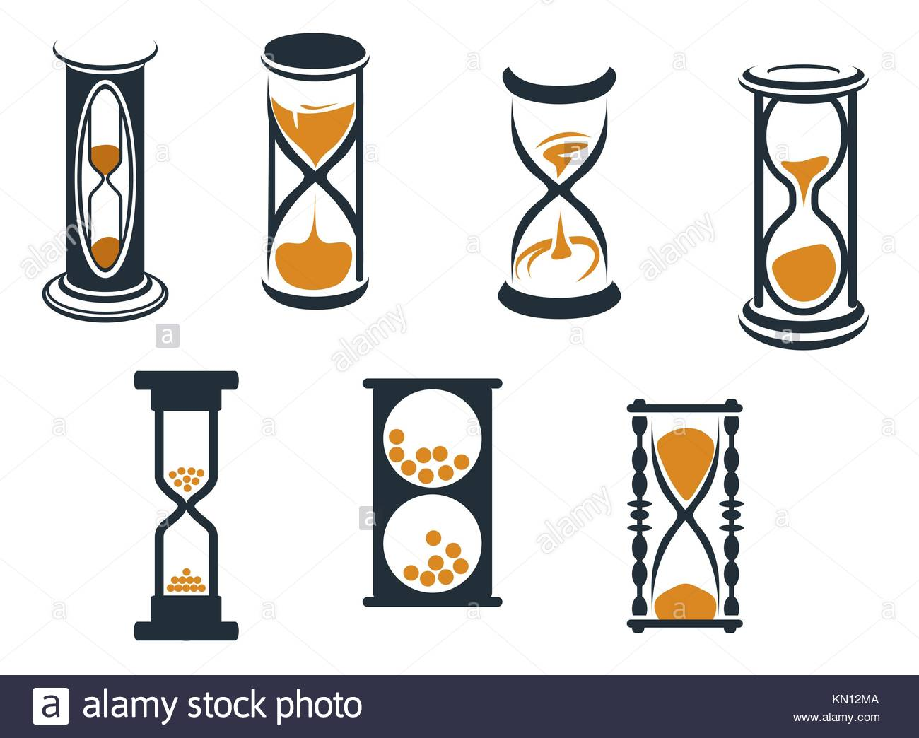 Symbols Of Passing Of Time Stock Photos Symbols Of Passing Of Time