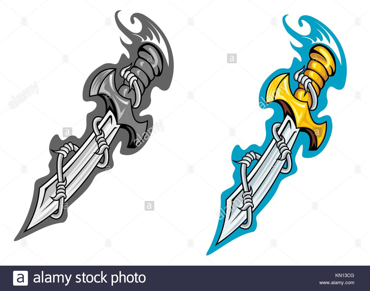 Barbed Wire Tattoo Cut Out Stock Images & Pictures - Alamy