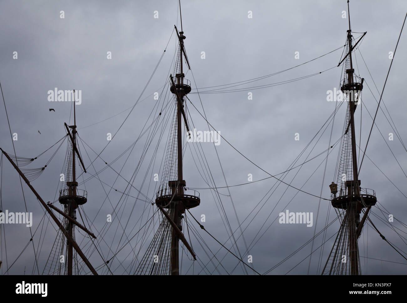 9f2e96426cb Pirate Galleon Stock Photos   Pirate Galleon Stock Images - Alamy