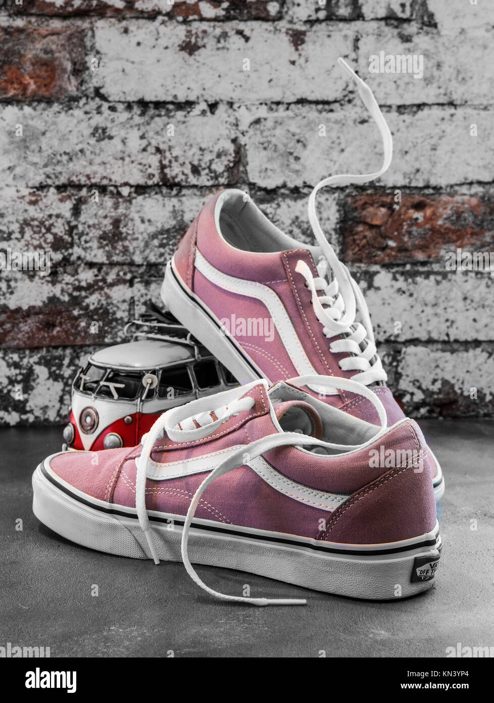 Old Sneakers Stock Photos Old Sneakers Stock Images Alamy