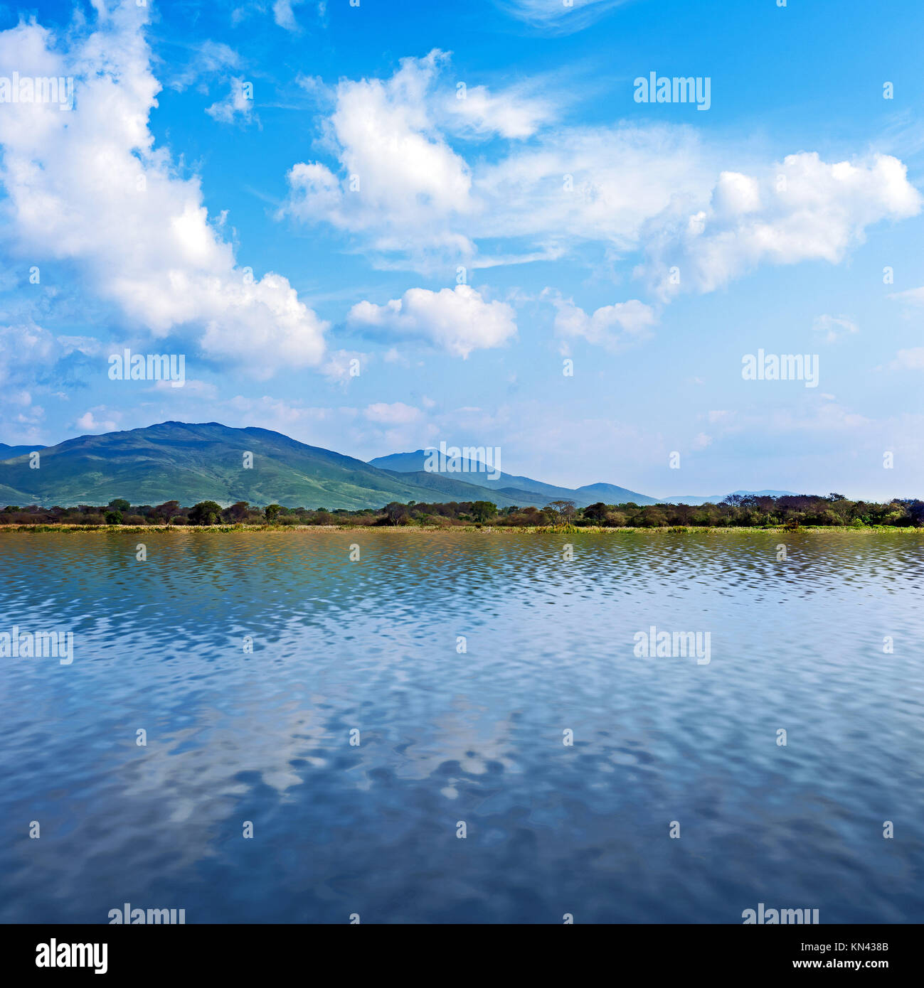 Sea view of the Gulf of Peter the Great. Japanese sea. Vladivostok. Russia. - Stock Image