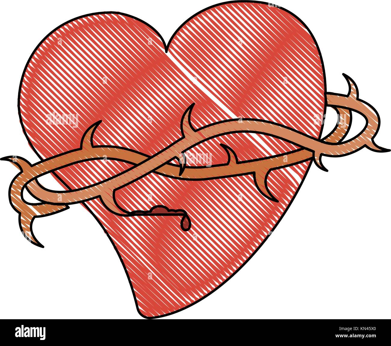 Sacred Heart Fire Stock Photos & Sacred Heart Fire Stock Images - Alamy