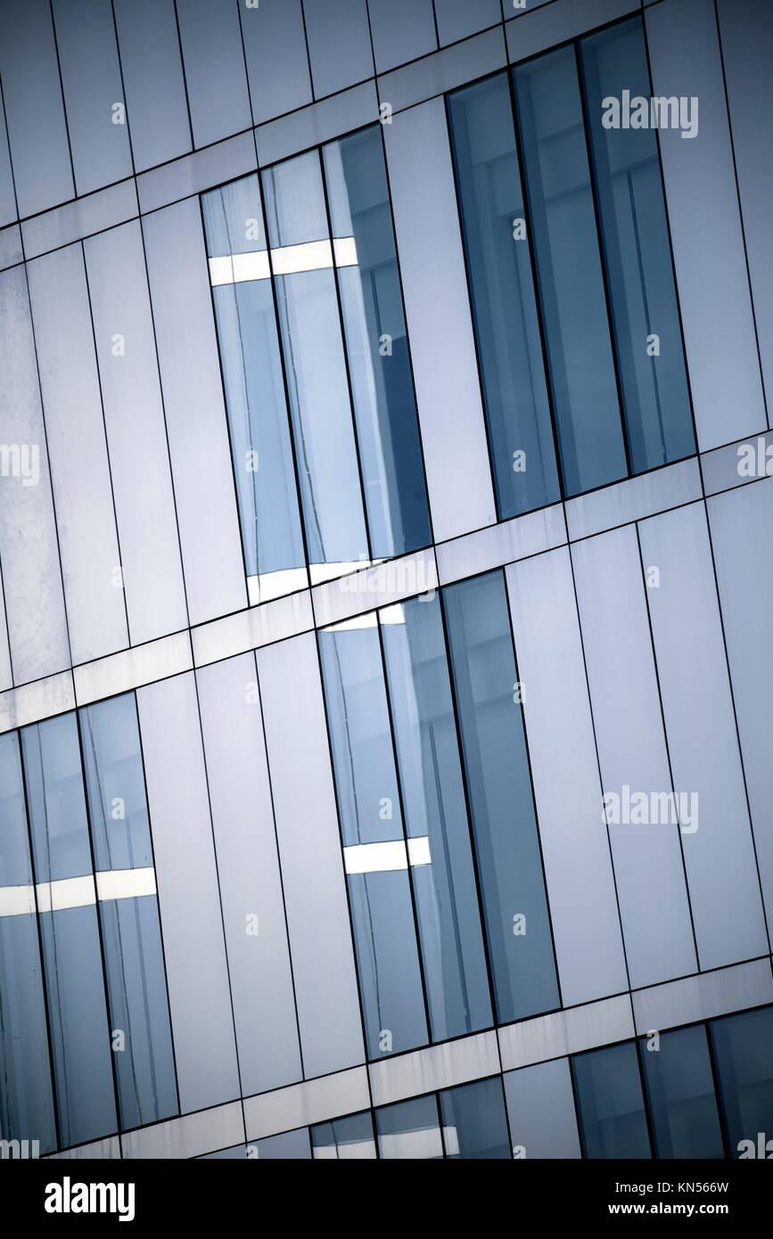 Corporate building background in high resolution. - Stock Image