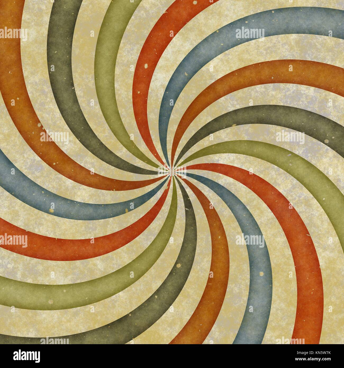 abstract swirl background with vintage paper texture. - Stock Image