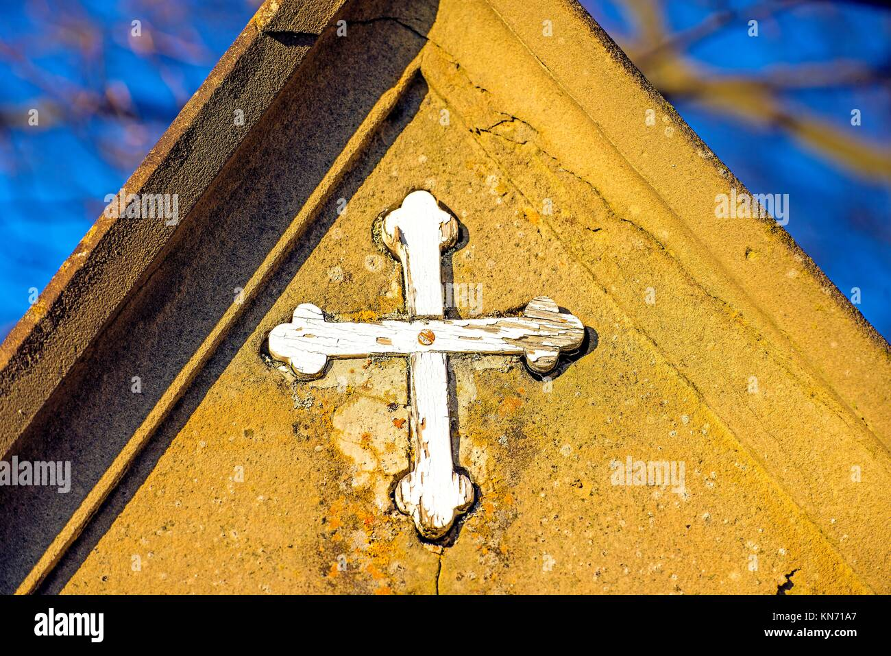 Stations of the Cross. - Stock Image