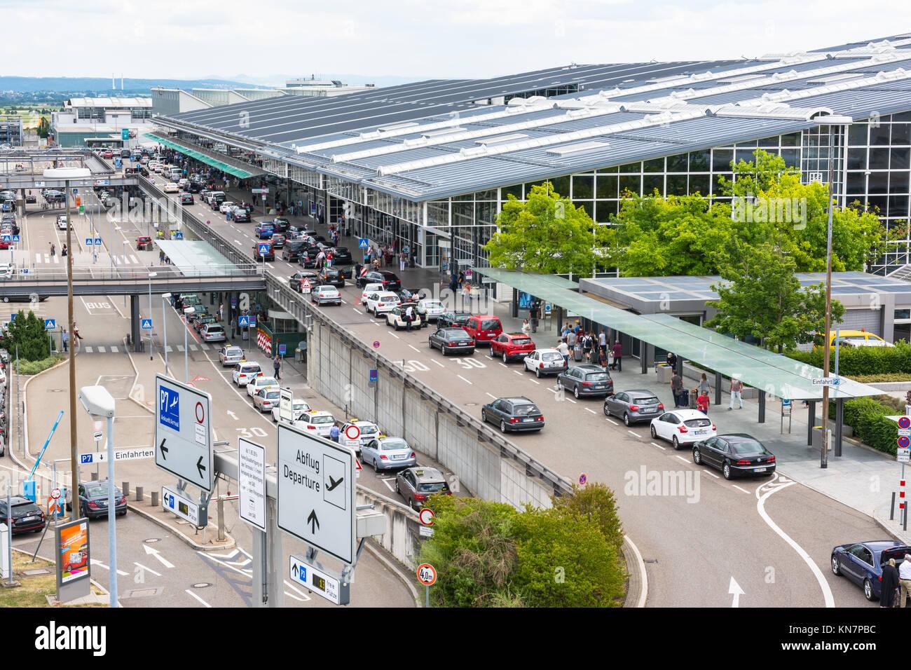 The Stuttgart Airport is the international airport of Stuttgart ...