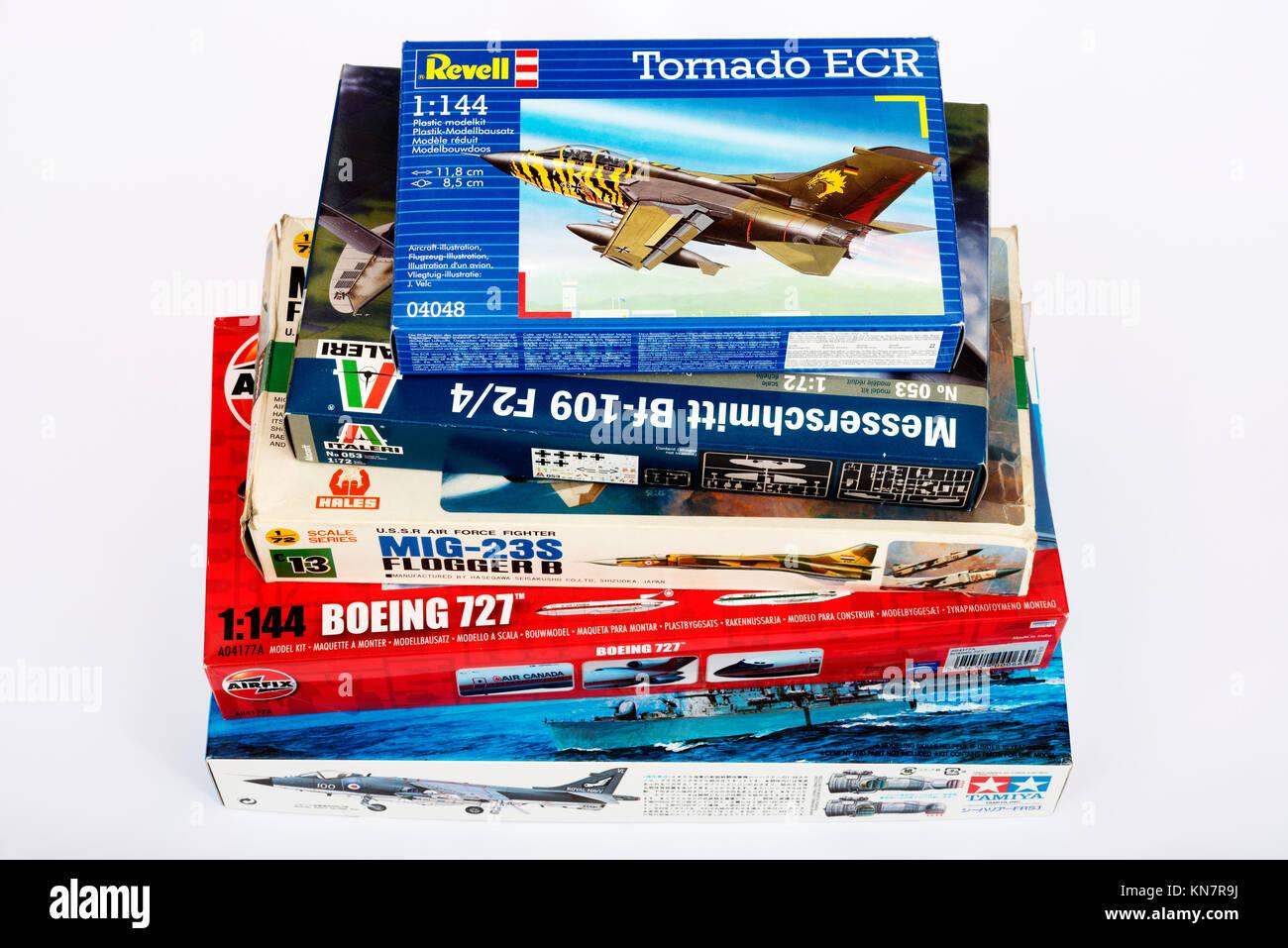 Model Kits Stock Photos & Model Kits Stock Images - Alamy