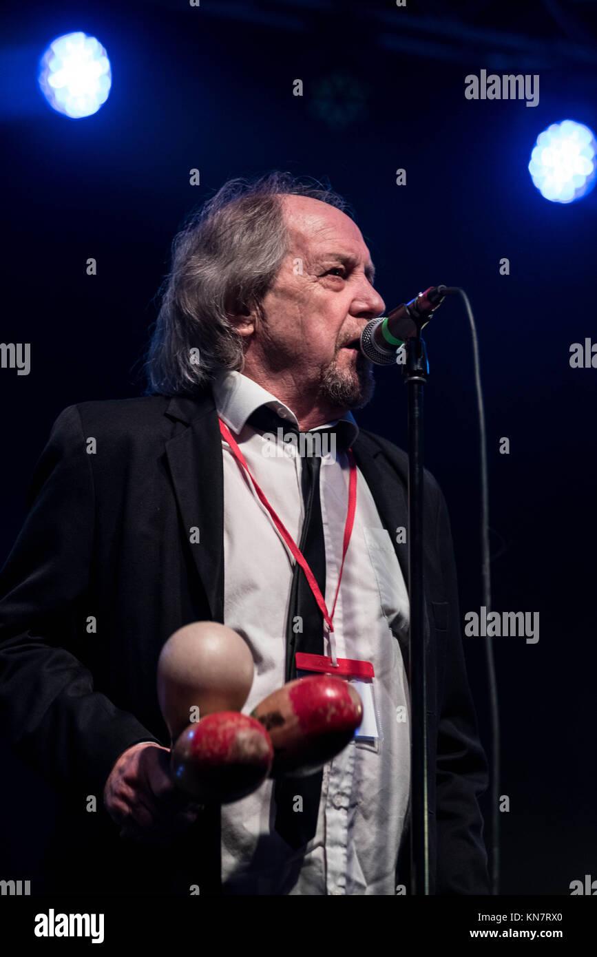 The pretty Things at the Edinburgh Blues 'N' Rock Festival in The Corn Exchange Edinburgh 2017 - Stock Image