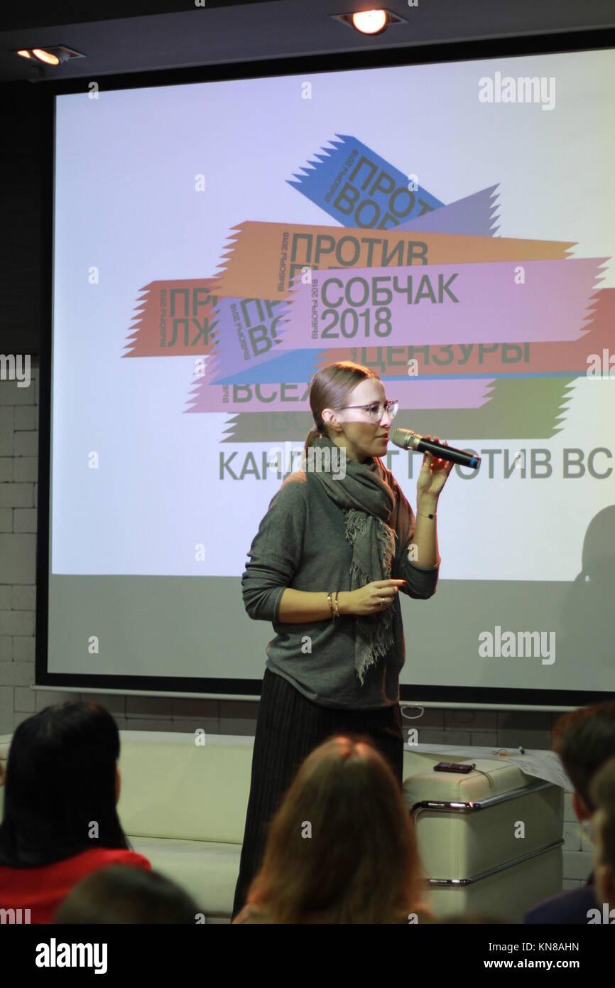 Ksenia Kuznetsova - Russian actress and TV host
