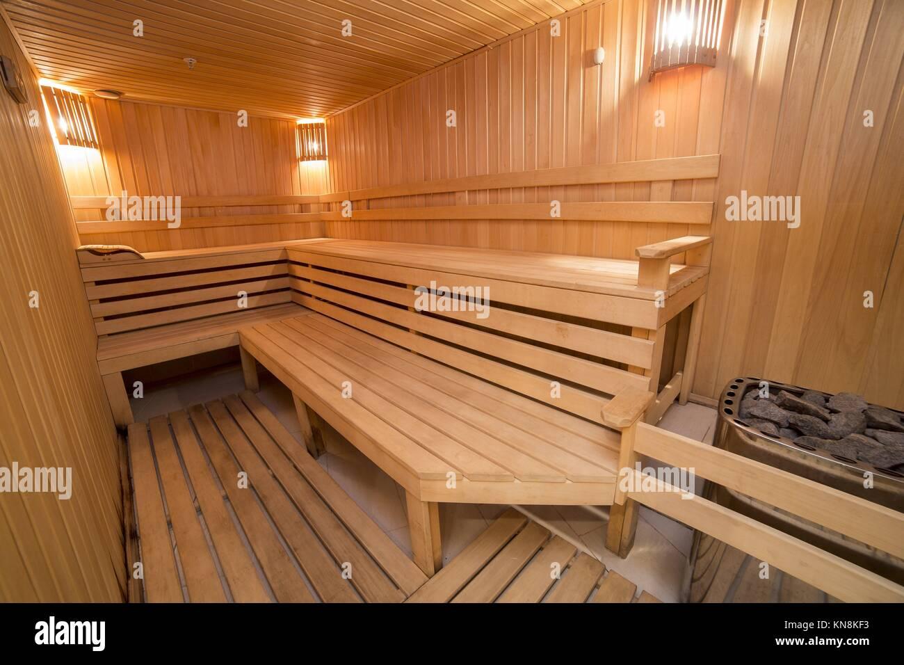 Swell Sauna Interior Comfortable Wooden Room Spa Indoors Bath Machost Co Dining Chair Design Ideas Machostcouk