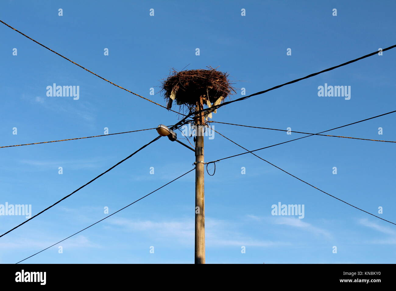 Street Wires Stock Photos & Street Wires Stock Images - Alamy