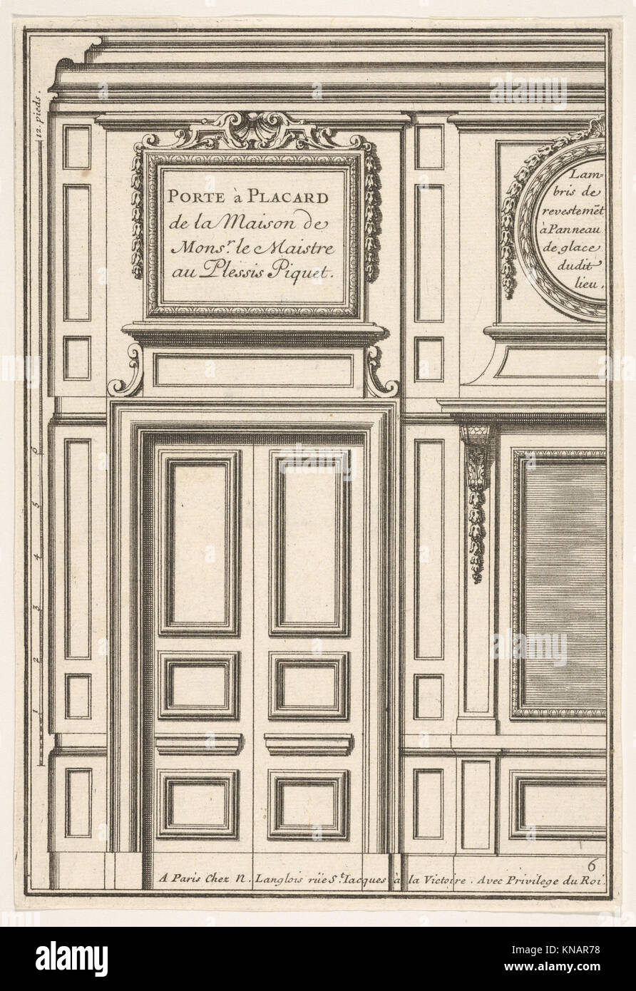 La Maison Du Placard Paris avec le placard stock photos & le placard stock images - alamy