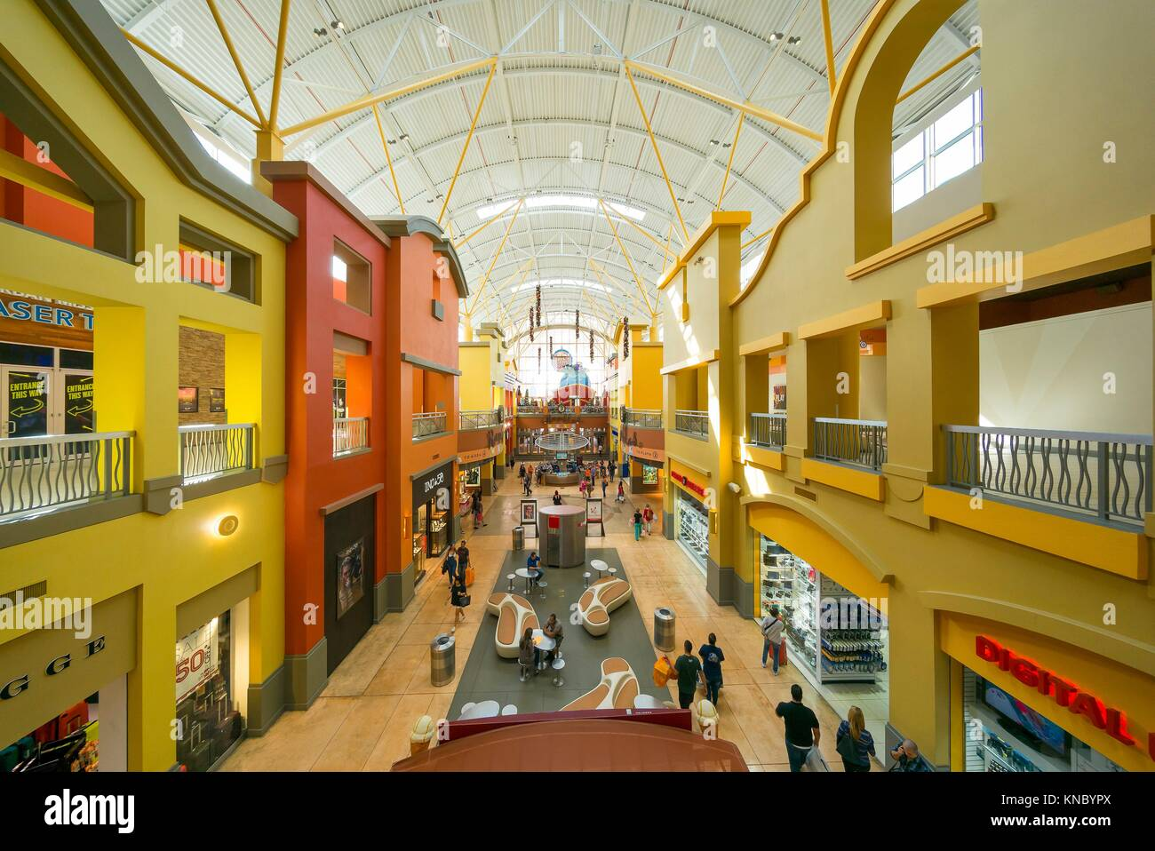 The Dolphin Mall. Miami. Florida. USA Stock Photo  168064370 - Alamy a8409dbfa64df