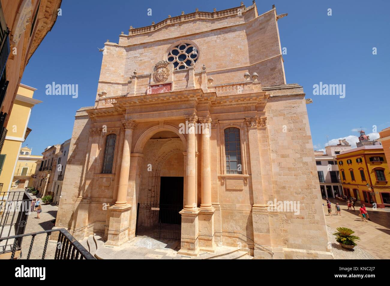 Gothic catalan architecture stock photos gothic catalan architecture stock images alamy - Casa en catalan ...