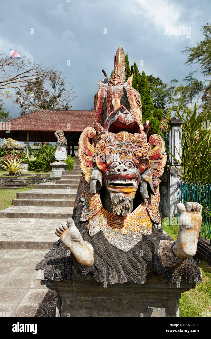 Tirta Gangga Royal Water Garden: Balinese Sculpture Stock Photos & Balinese Sculpture Stock