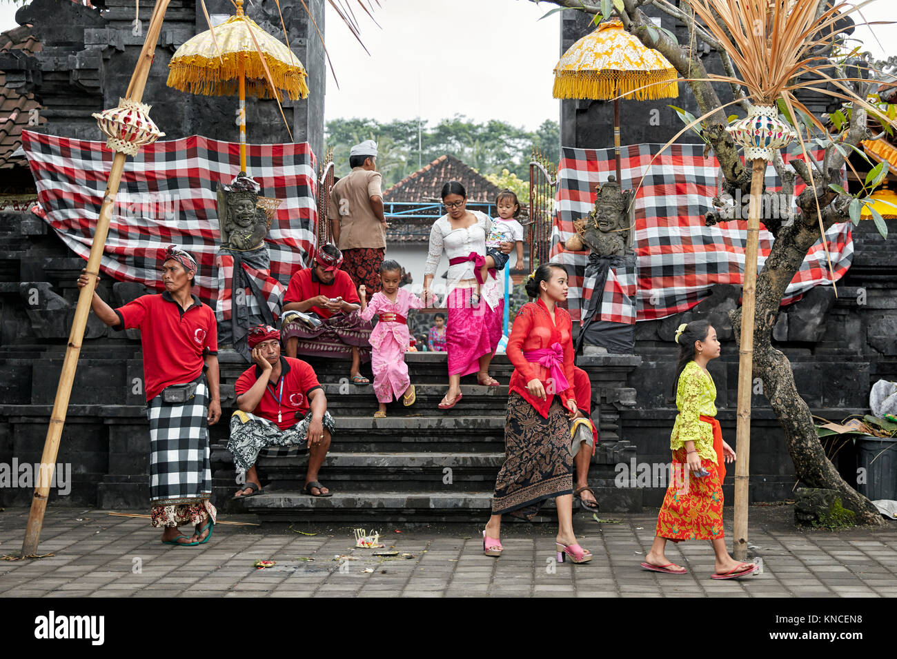 Traditional Clothes Bali Stock Photos Traditional Clothes Bali