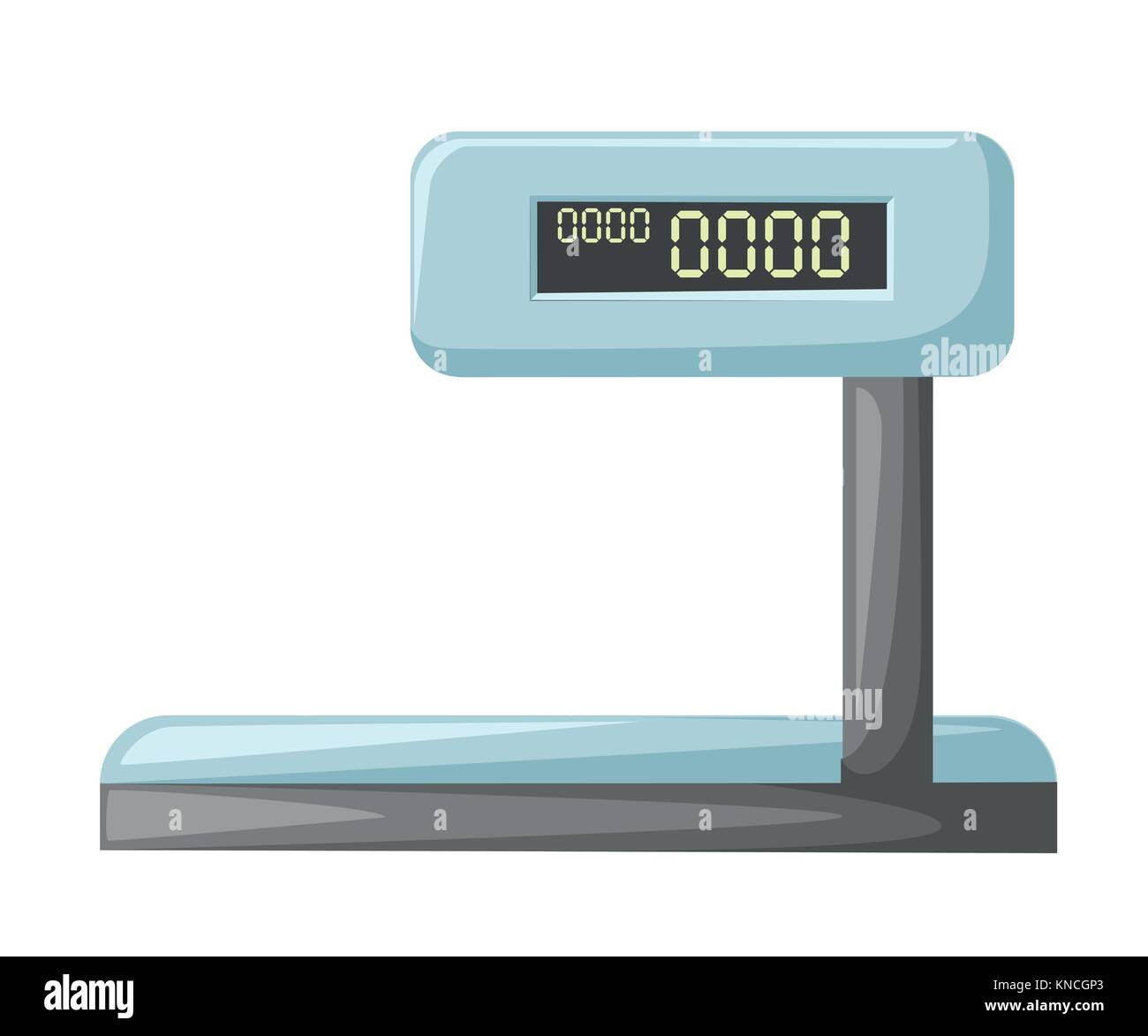 Weighing Scale Stock Vector Images - Alamy