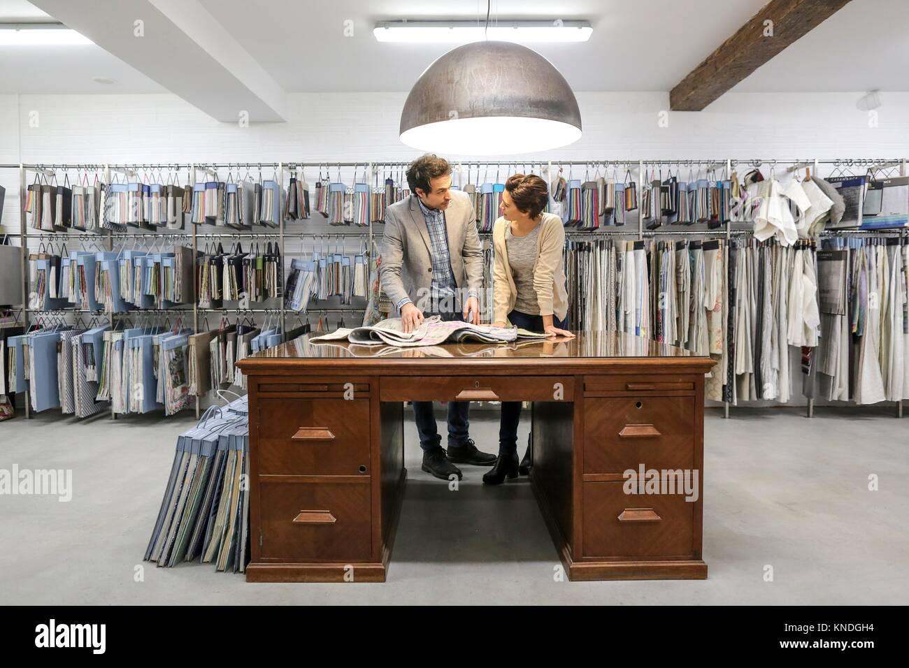 Furniture store - Stock Image