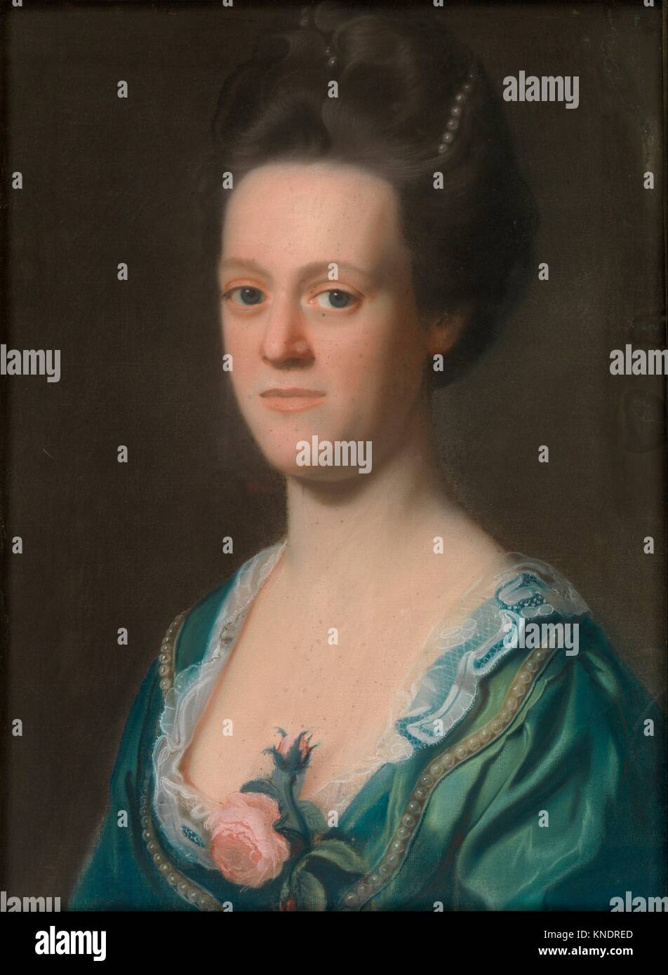 Elizabeth Green Mrs Ebenezer Storer Ii Artist John Singleton