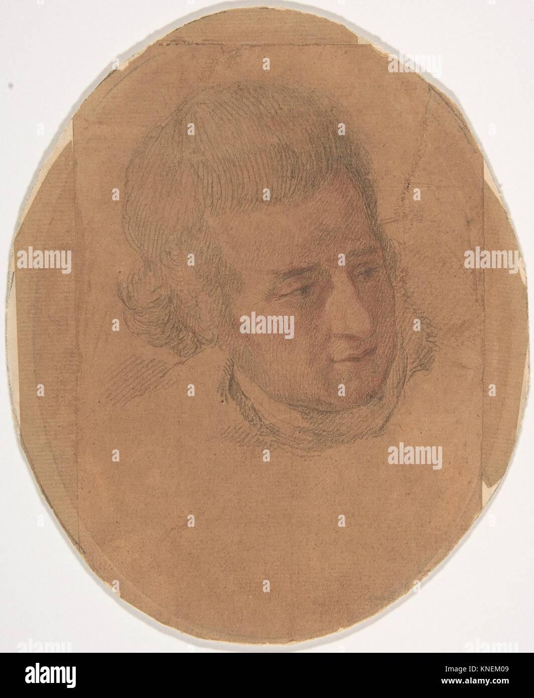 Thomas Howard, 3rd Earl of Effingham and 9th Baron Howard. Artist: Francesco Bartolozzi (Italian, Florence 1728 - Stock Image