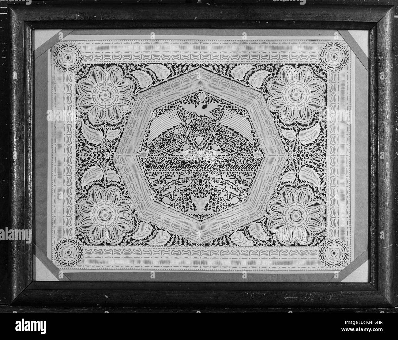 Marriage Certificate Black And White Stock Photos Images Alamy