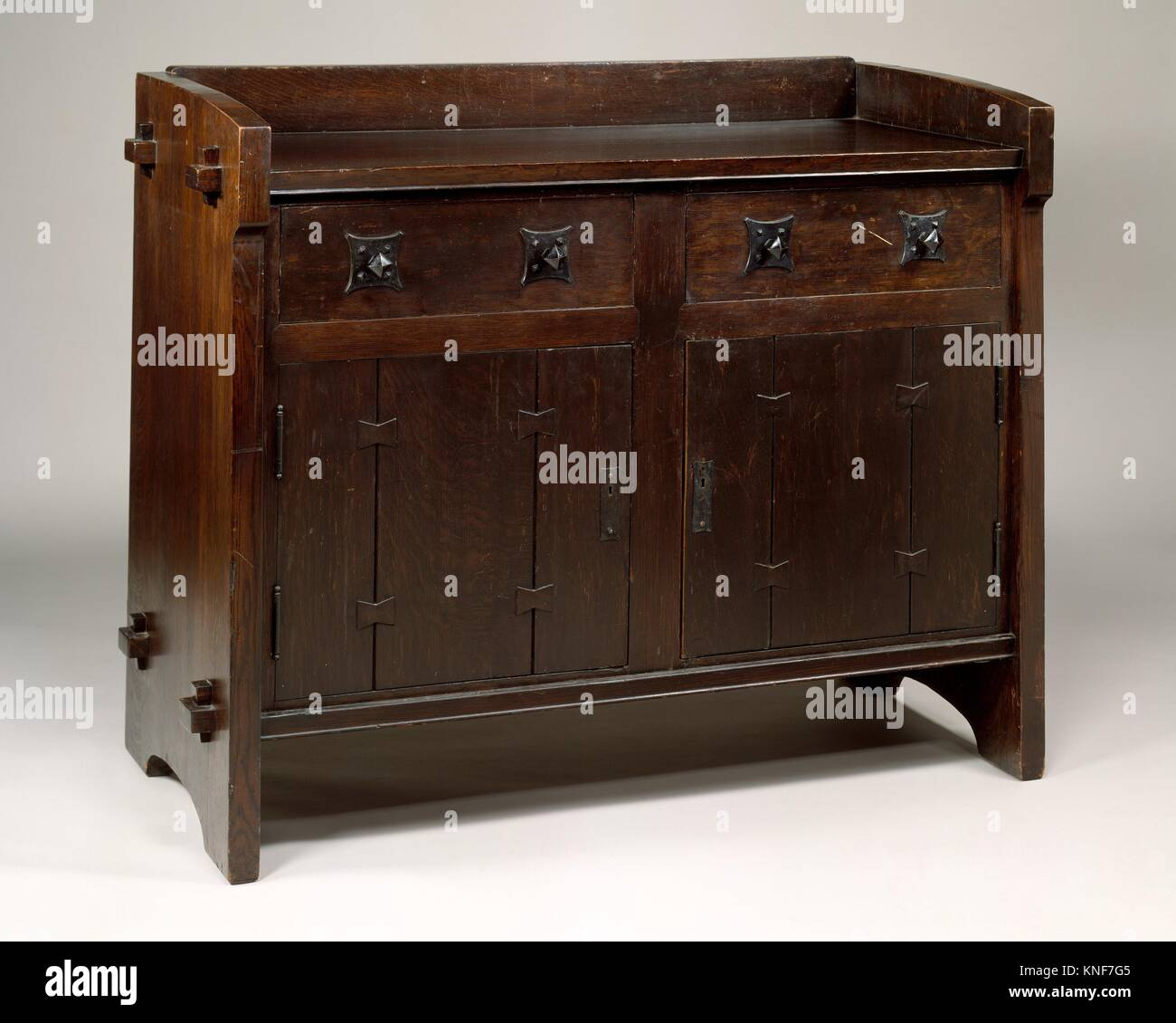 Sideboard Designer sideboard table. designer: designedgustav stickley (american
