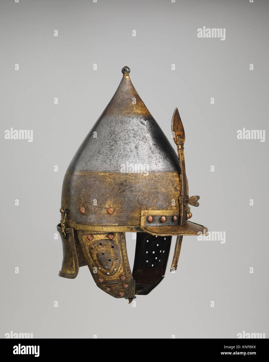 Helmet  Date: ca  1500-1525
