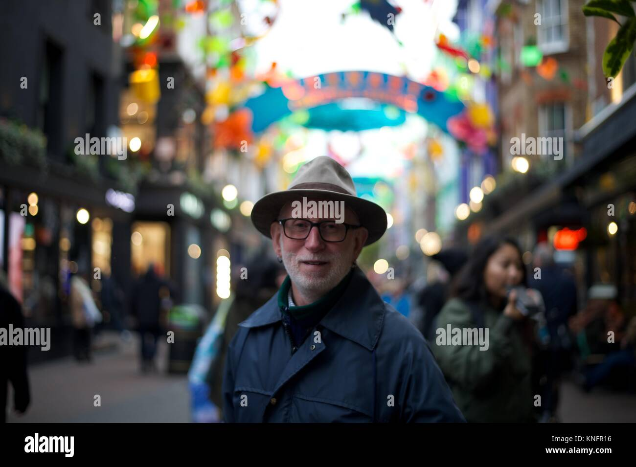 Carnaby Street, London - Stock Image