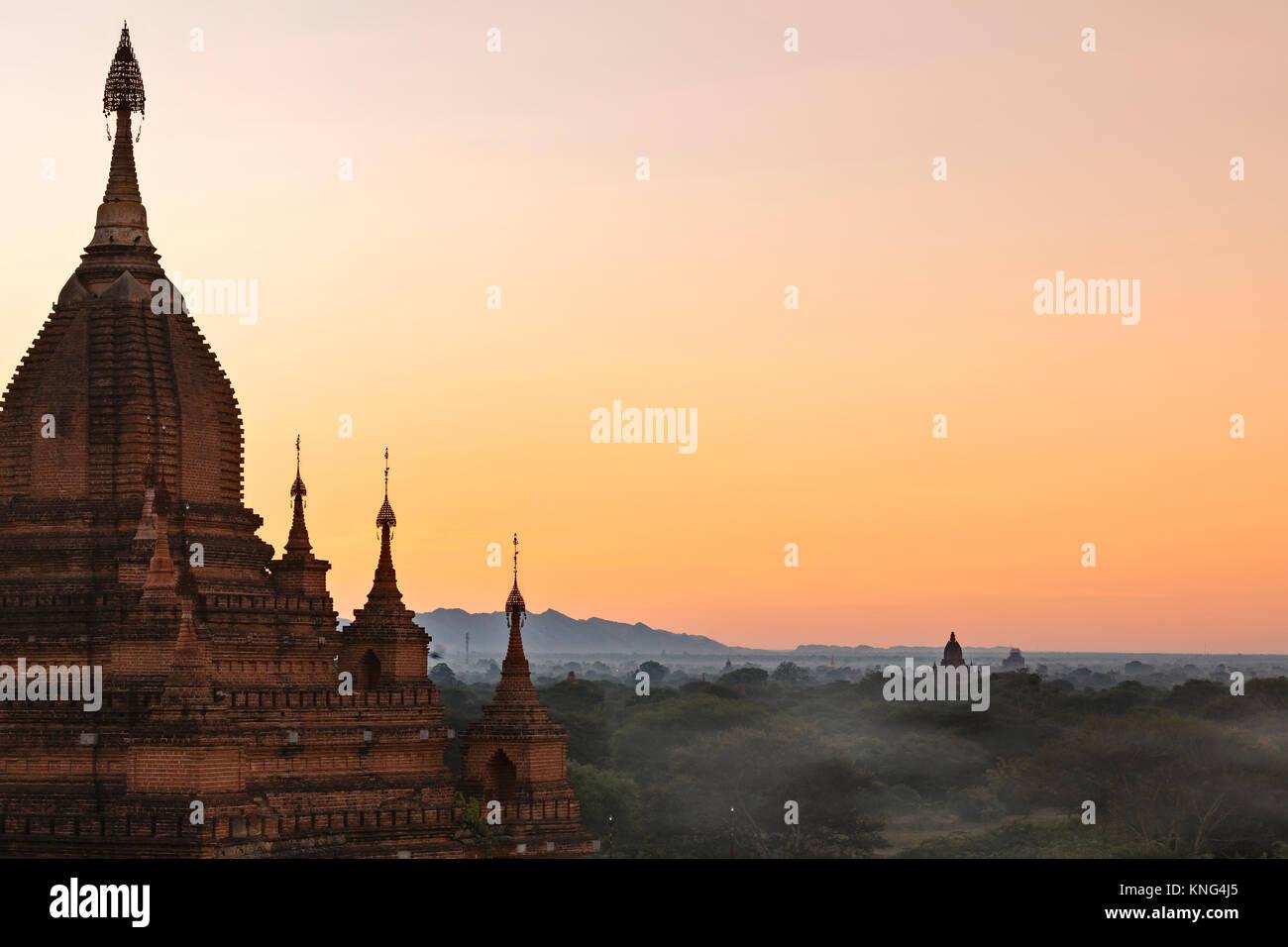 Bagan, Mandalay, Myanmar, Asia - Stock Image