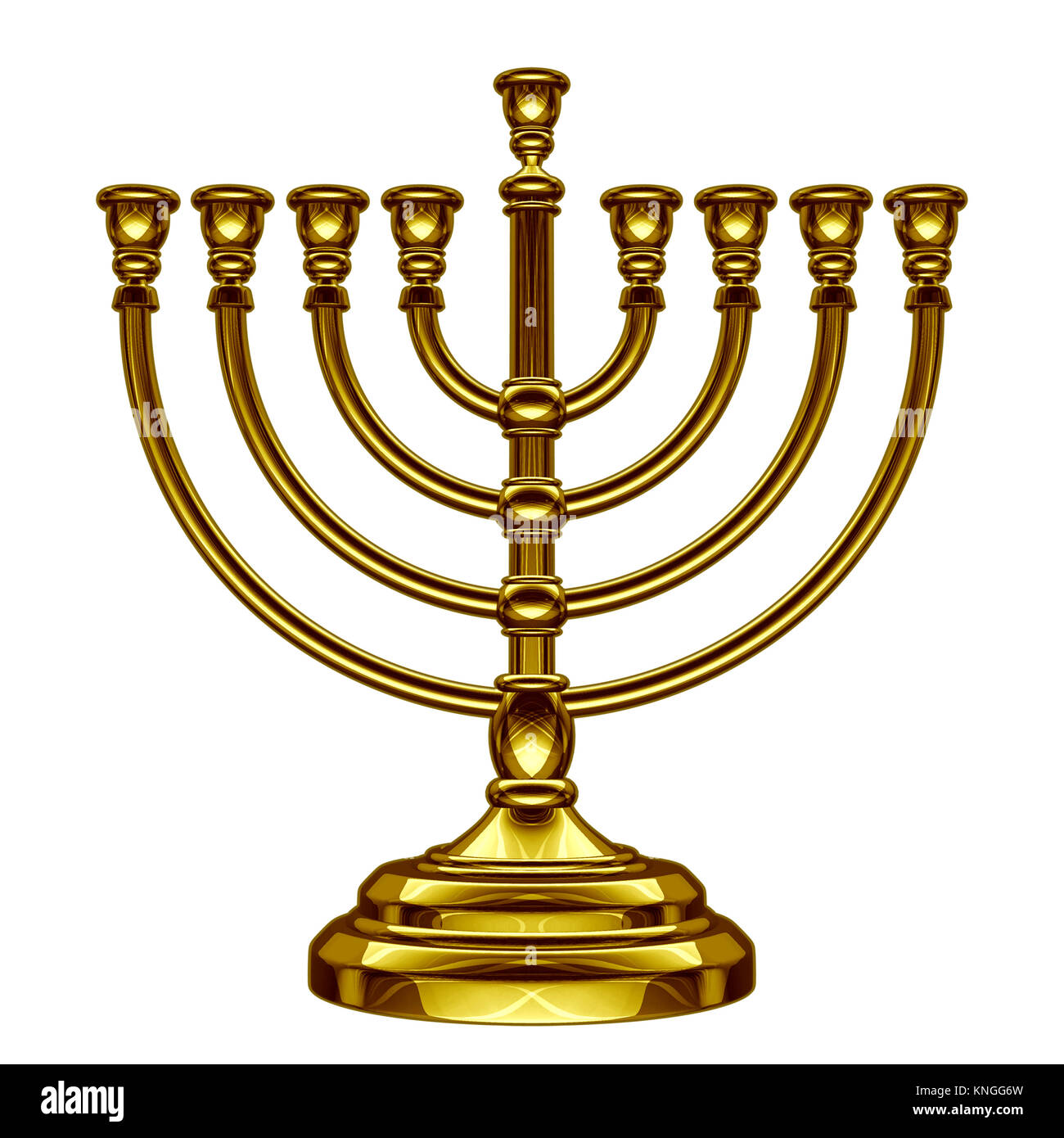 Golden Menorah Stock Photos & Golden Menorah Stock Images ...