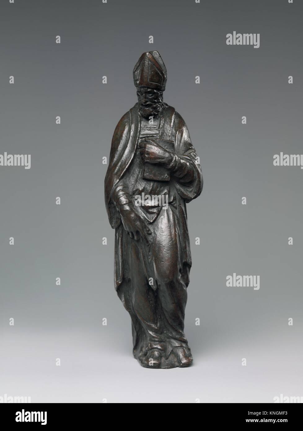 Saint Augustine. Artist: Style of Jacopo Sansovino (Jacopo Tatti) (Italian,