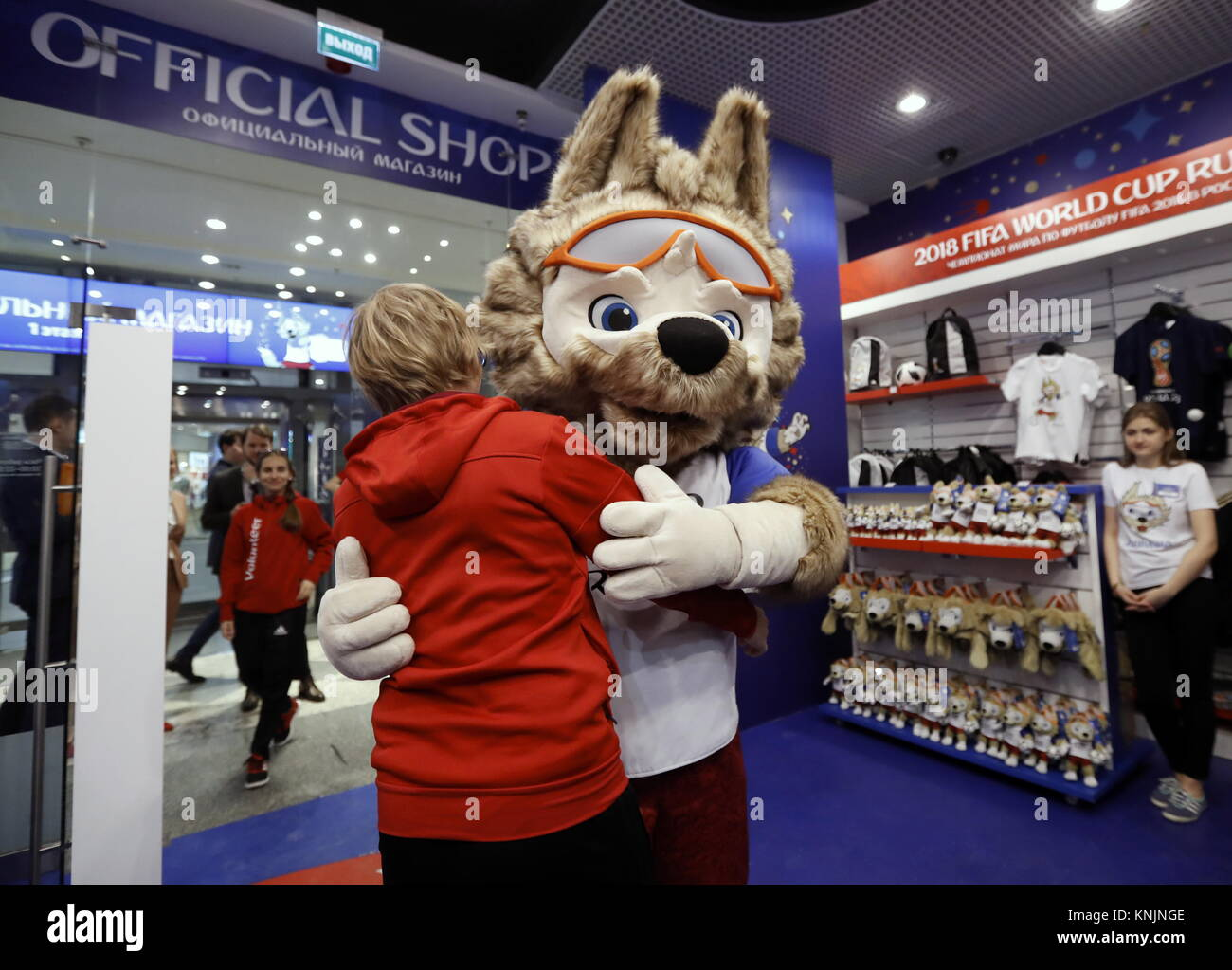Zabivaka the wolf 2018 World Cup mascot iphone case