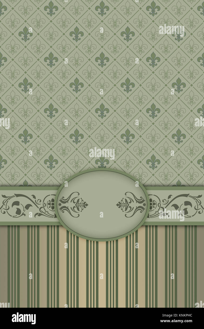 Vintage background with old,fashioned patterns,decorative