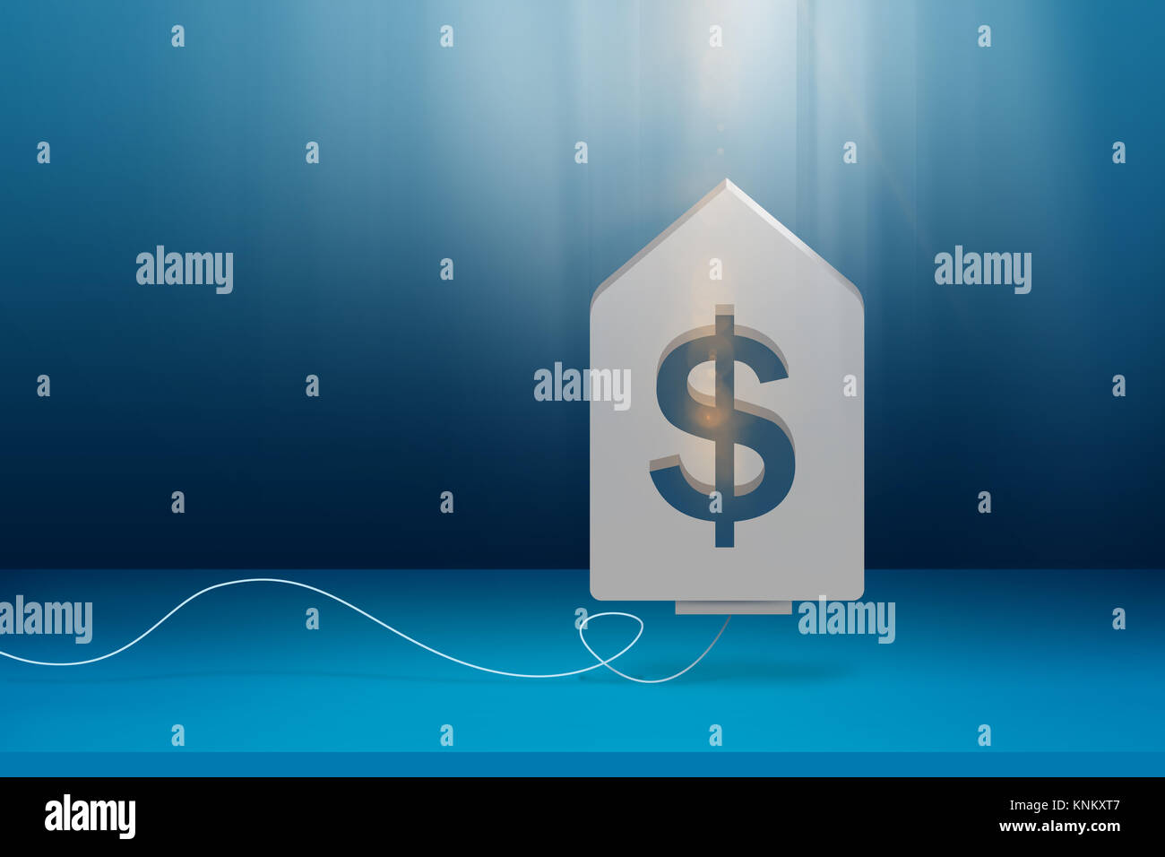 Bank Wire Stock Photos Images Alamy Wiring Money Rbc 3d Directional Dollar Sign Engine On Blue Background With Ignite Crisis Concept