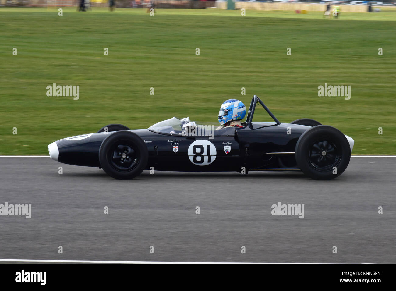 Steve Futter, Lotus-Ford 20, Taylor Trophy,  Goodwood 73rd MM March 2015, 73rd, 73rd Members Meeting, Chris McEvoy, Stock Photo