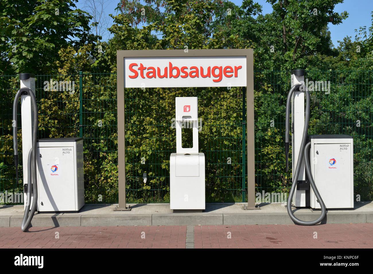 Erstaunlich Sachsendamm 20 Sammlung Von Vacuum Cleaner, Filling Station, Saxon