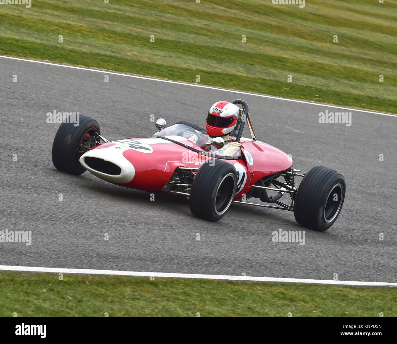 Andrew Thorpe, Lotus-Ford 31, Formula 3, F3, Goodwood 74th Members ...
