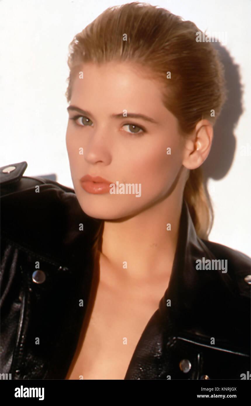 BUFFY THE VAMPIRE SLAYER 1992 Twentieth Century Fox film with Kristy Swanson - Stock Image