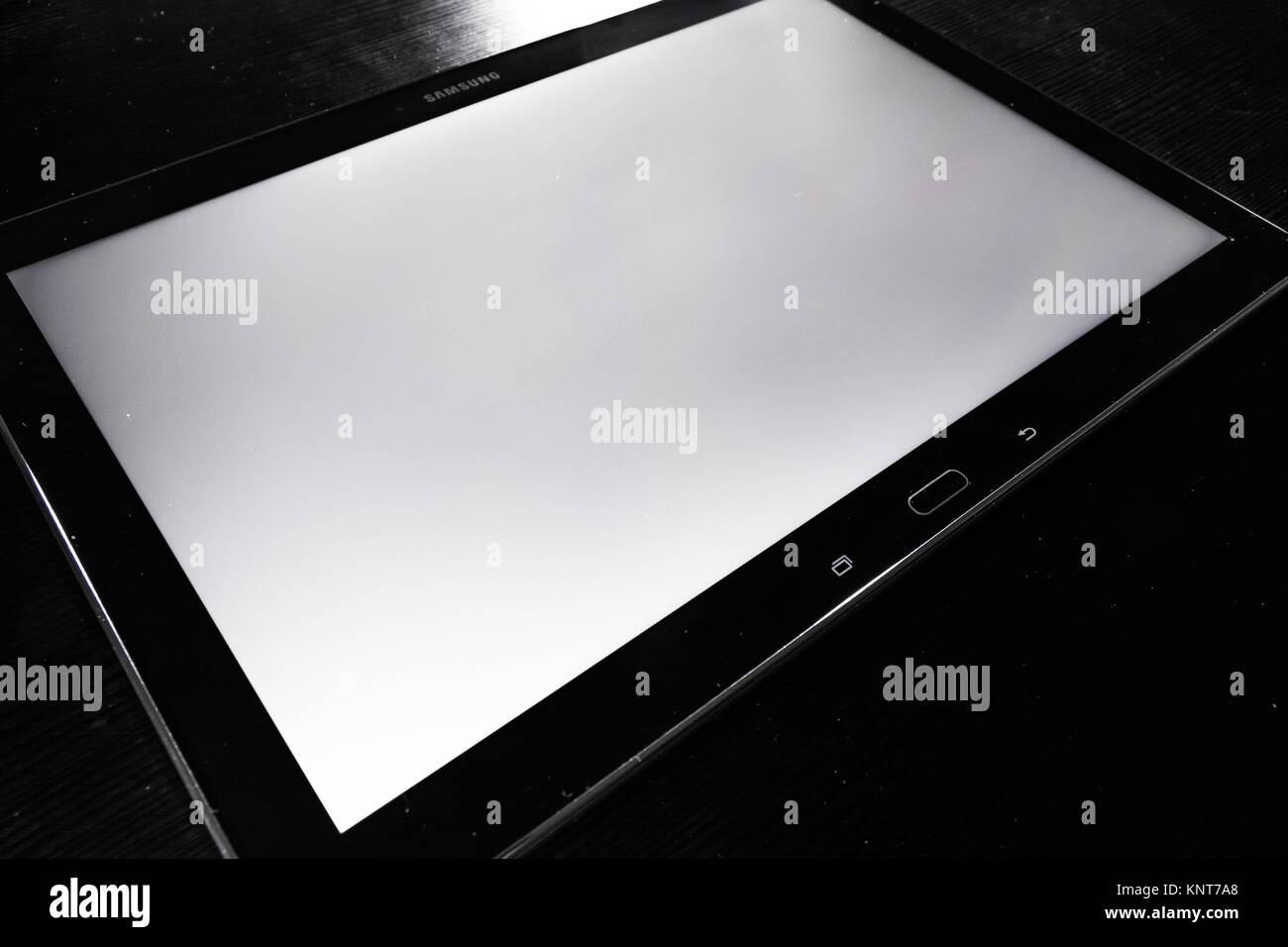 Black Blank Digital Lcd Frame Stock Photos & Black Blank Digital Lcd ...