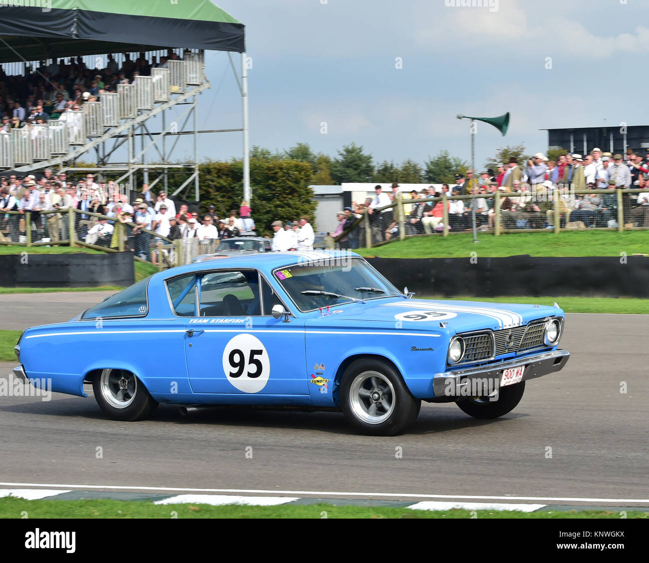 Duncan Pittaway Tim Dutton Plymouth Barracuda 900 Wa Shelby Cup