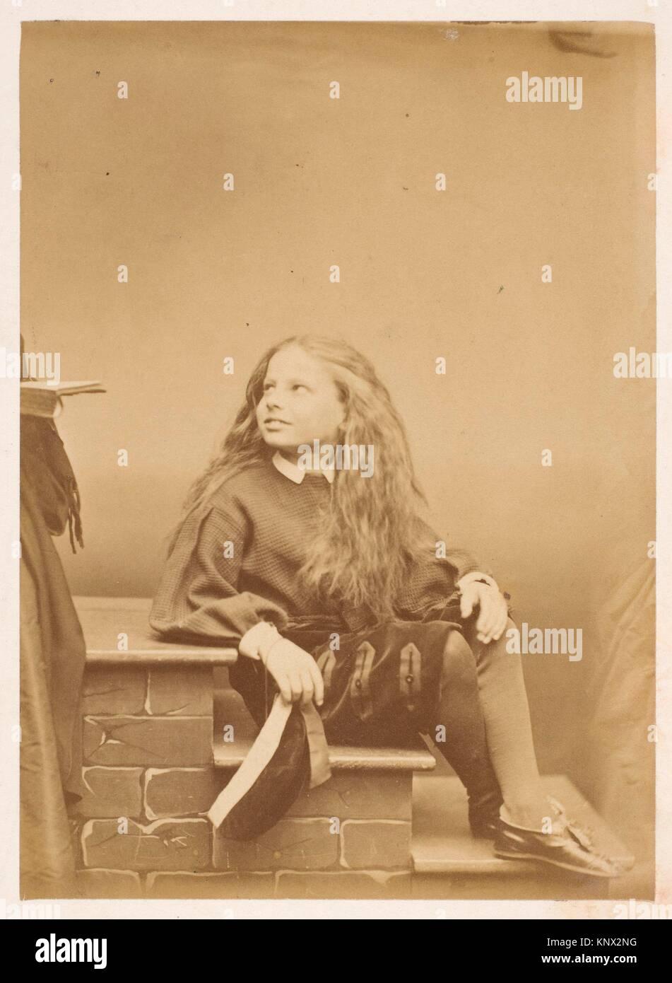 Le montagnard. Artist: Pierre-Louis Pierson (French, 1822-1913); Date: 1860s; Medium: Albumen silver print from Stock Photo