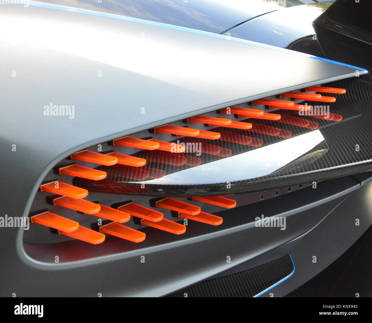 Aston Martin, Vulcan, Goodwood FoS 2015, 2015, Classic, entertainment, fearless, Festival of Speed, Flat out, FoS, - Stock Image