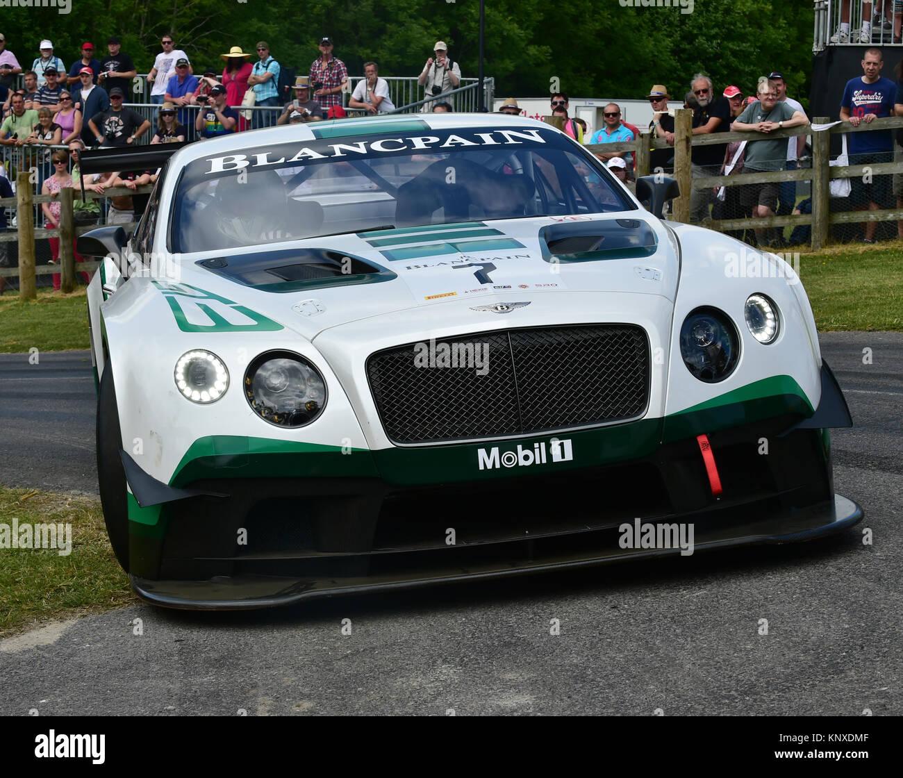 Bentley Continental Gt3 R: Bentley Continental Speed Stock Photos & Bentley