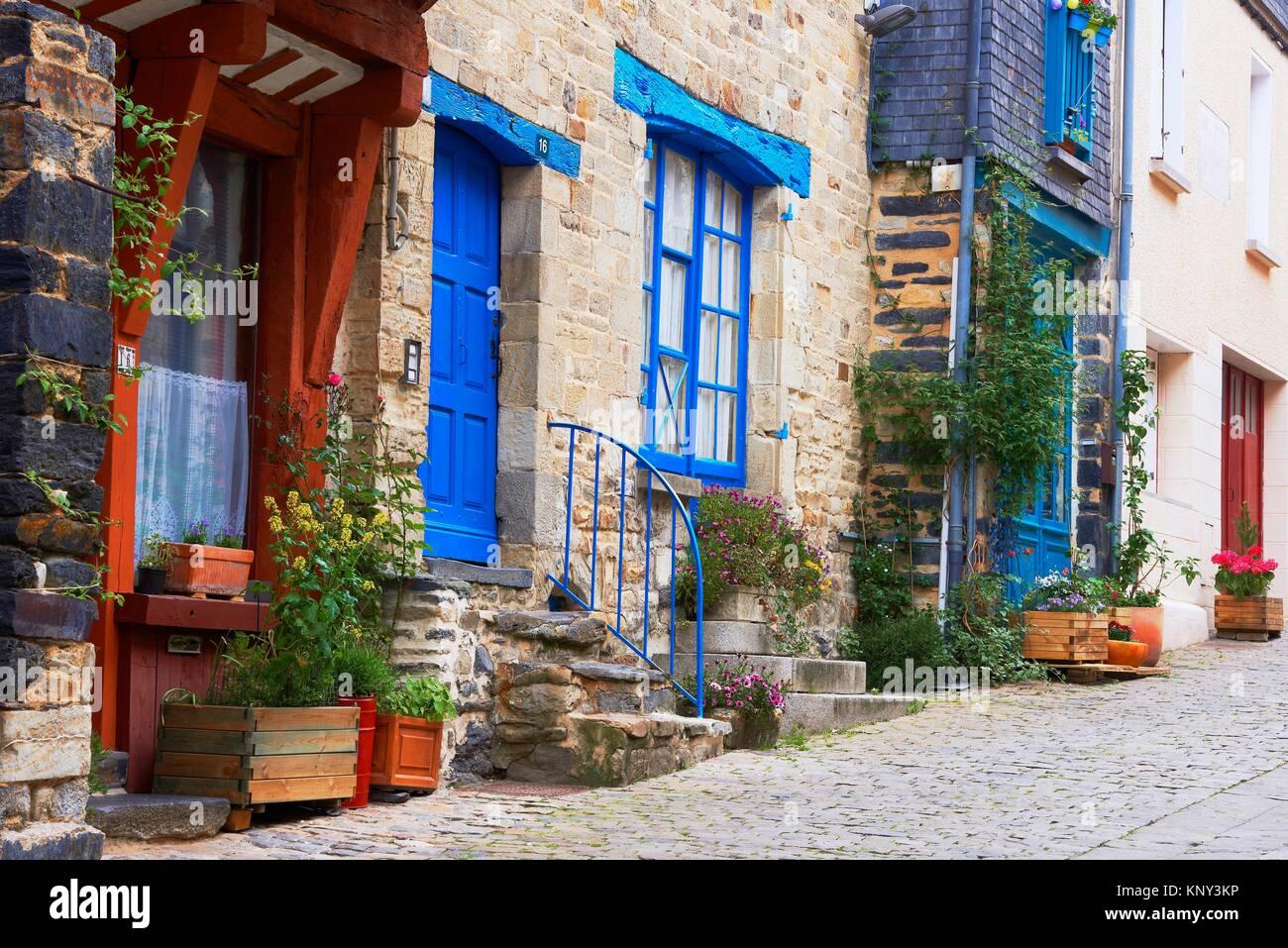 Captivating Vitre, Ille Et Vilaine, Old Town, Bretagne, Brittany, France