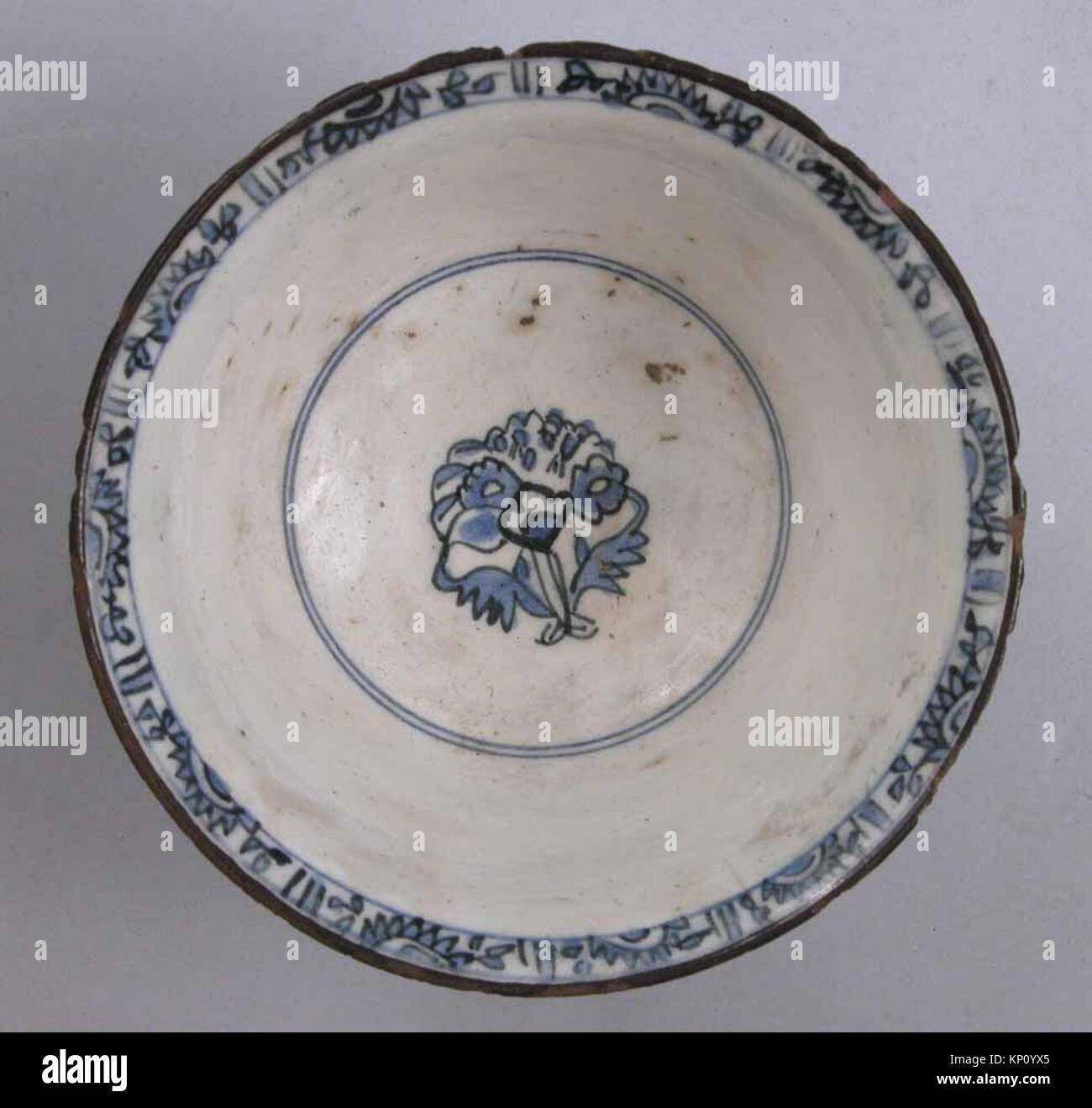 Bowl MET sf02-5-45c 444881 - Stock Image
